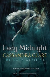 Lady Midnight by Cassandra Clare // Another formulaic shadowhunter story
