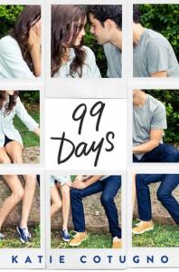 99 Days by Katie Cotugno // A unique twist on a cliché
