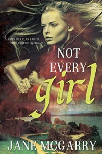 Not Every Girl by Jane McGarry // Perfect for Romantic Fantasy Lovers