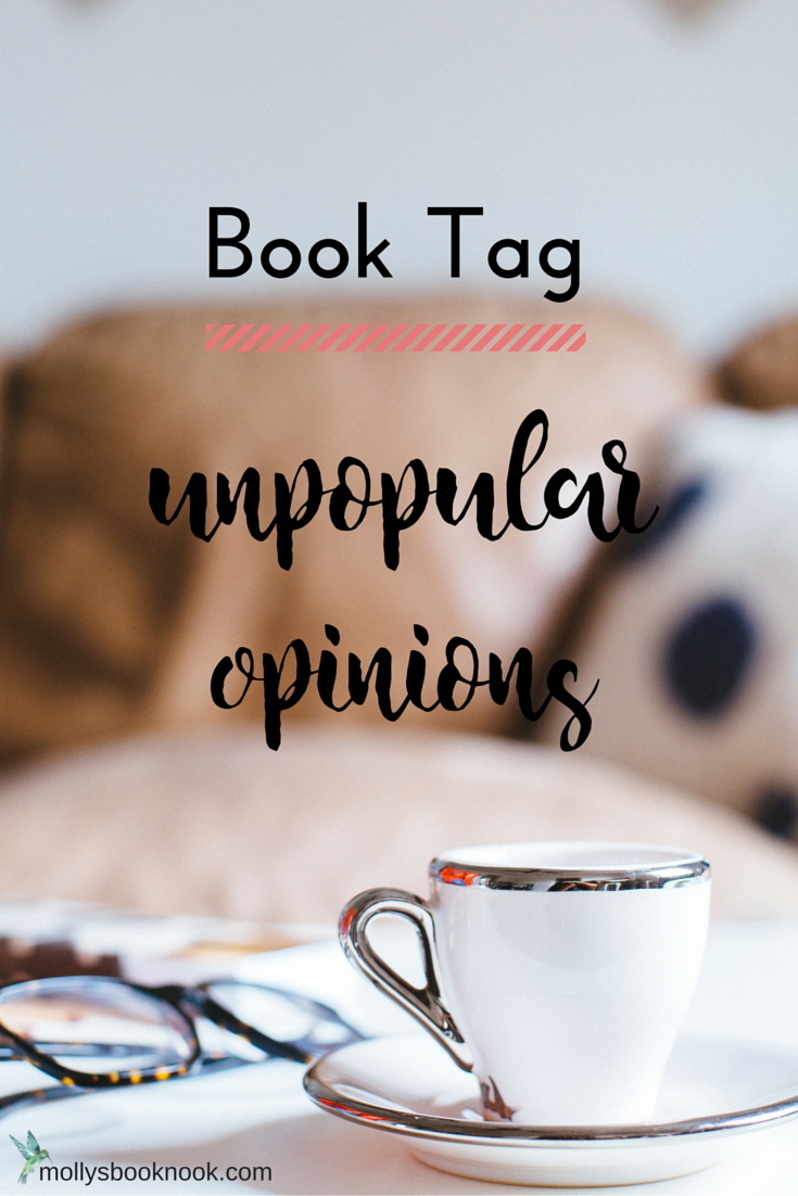 Unpopular Opinions Book Tag (1)