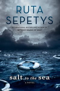 Salt to the Sea by Ruta Sepetys // Very underwhelming