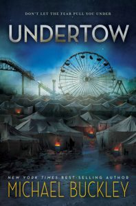 Undertow by Michael Buckley // A cool species in the wrong story