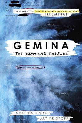 Gemina (The Illuminae Files, #2) by Amie Kaufman, Jay Kristoff, Marie Lu