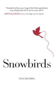 Snowbirds by Crissa-Jean Chappell // An Amish Coming-Of-Age & Mystery