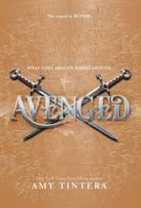 Avenged by Amy Tintera // Good, But Basically A Filler Novel