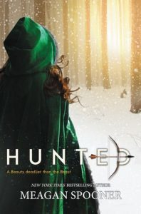 Hunted by Meagan Spooner // Another Flat Retelling