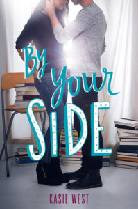By Your Side by Kasie West // Cute, Fluffy, & Perfect