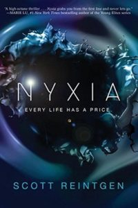 Nyxia by Scott Reintgen // A Book About Space With No…Space? (DNF)