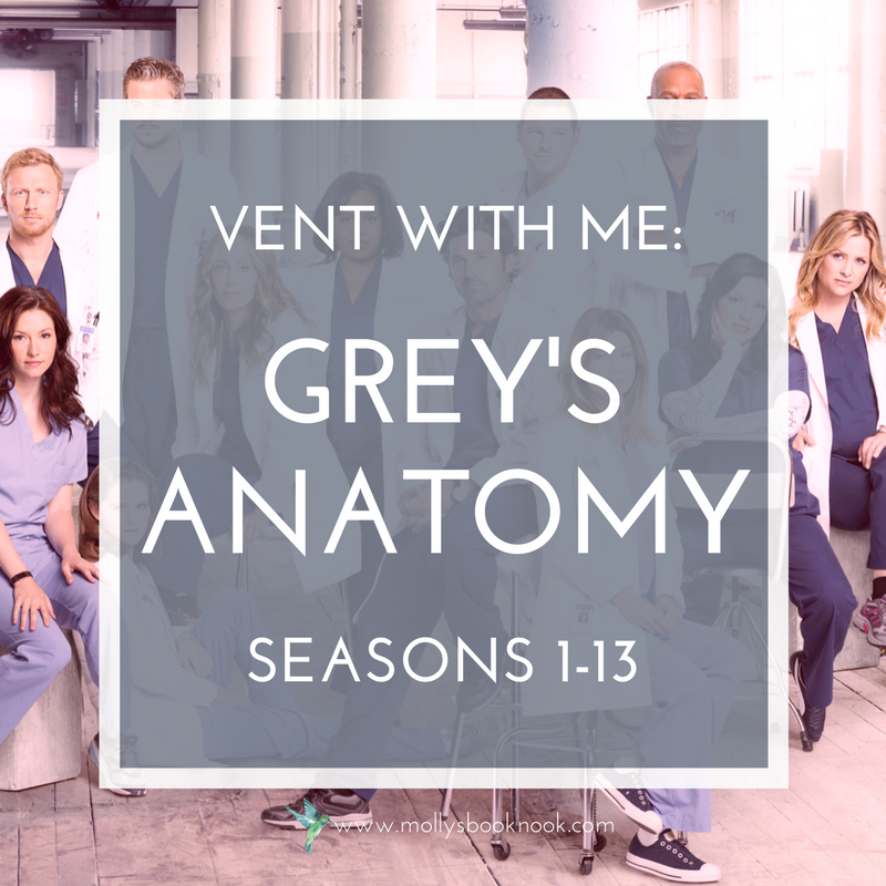 My Thoughts After Binge Watching Grey\'s Anatomy – Molly\'s Book Nook