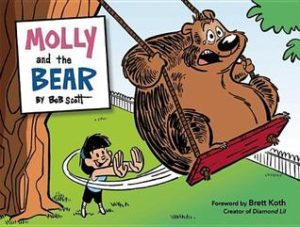 Molly and the Bear by Bob Scott // A Collection Full of Nostalgia