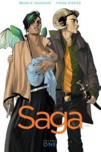 Saga Vol. 1 by Brian K. Vaughan & Fiona Staples // So Weird Yet So Fun